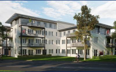 TW Residential koopt 47 appartementen te Huizen aan