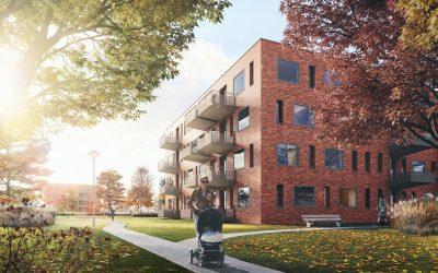 TW Residential koopt 38 nieuwbouwappartementen aan in Haren