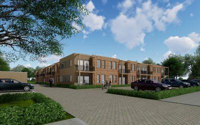TW Residential koopt 32 nieuwbouwappartementen aan