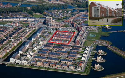 TW Residential koopt woningportefeuille in Heerhugowaard aan