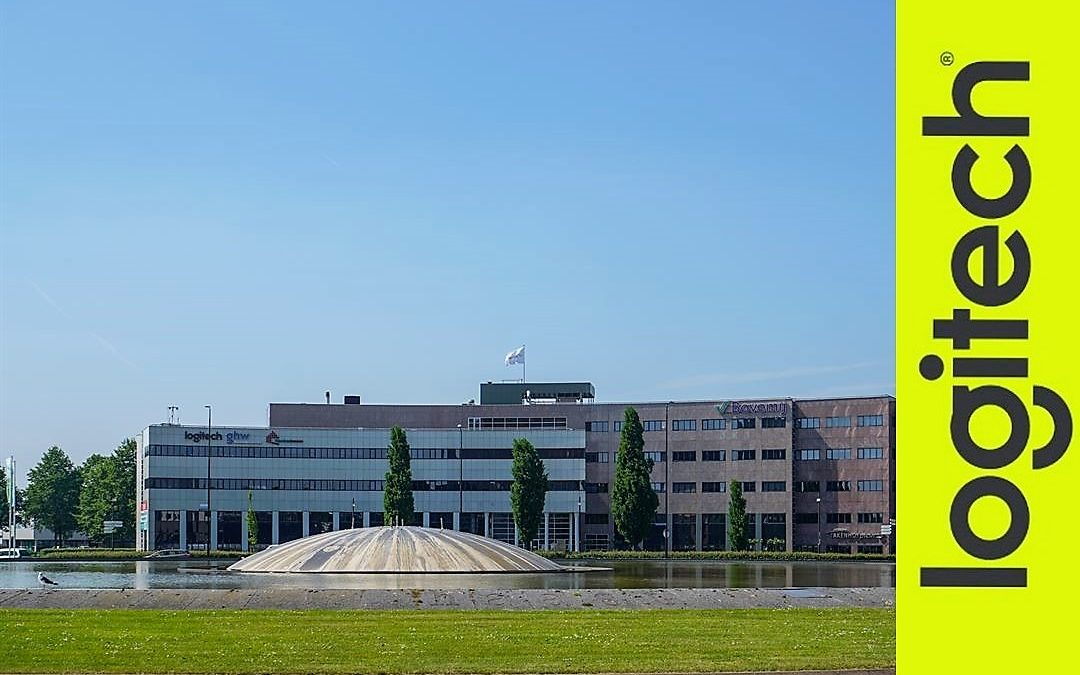 TW Office Advisors adviseert Logitech in Nijmegen