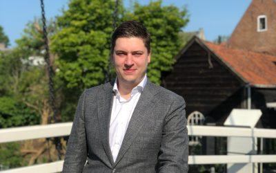 Romano van Koot – in dienst als Jr. Asset Manager bij TW Residential