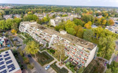 TW Real Estate adviseert Bridges bij aankoop 120 woningen in Ede