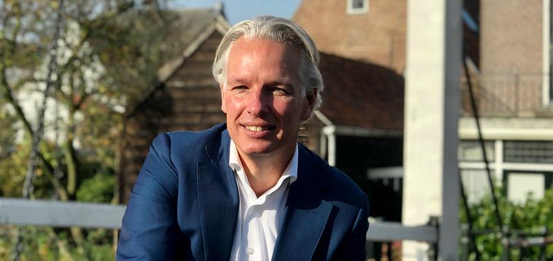 Paul Weenink sluit zich als nieuwe partner aan bij TW Real Estate