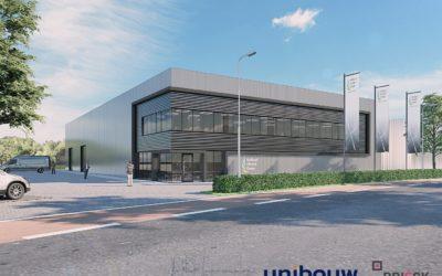 TW Commercial adviseert HHG bij realisatie overeenkomst nieuwbouw